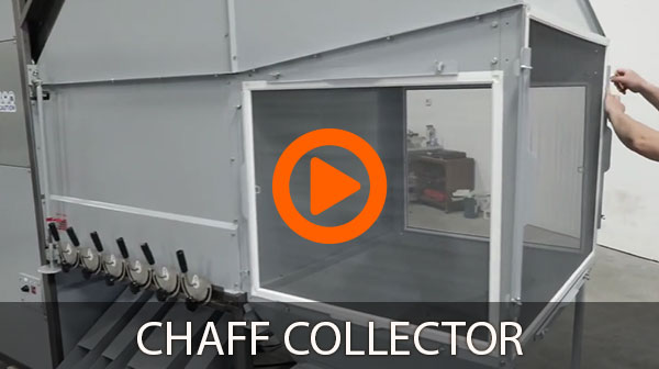 chaff collector